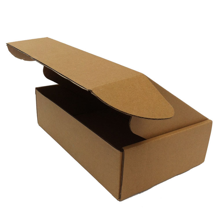 Printed Packaging Cardboard Boxes/Custom Printed Shipping Boxes/Waxed Corrugated Cardboard Boxes