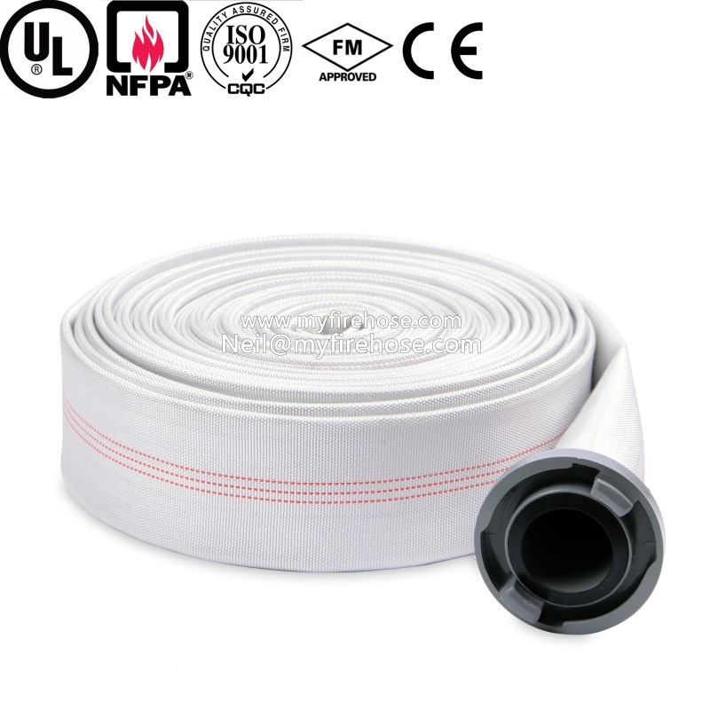 7 Inch Export-Oriented PVC Fire Proof Flexible Water Hose