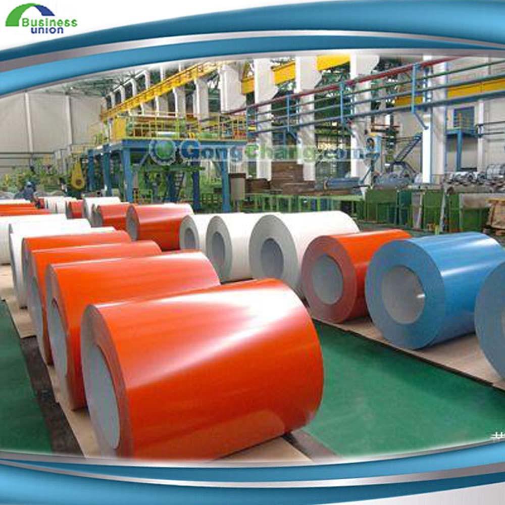 PPGI (prepainted steel coil)