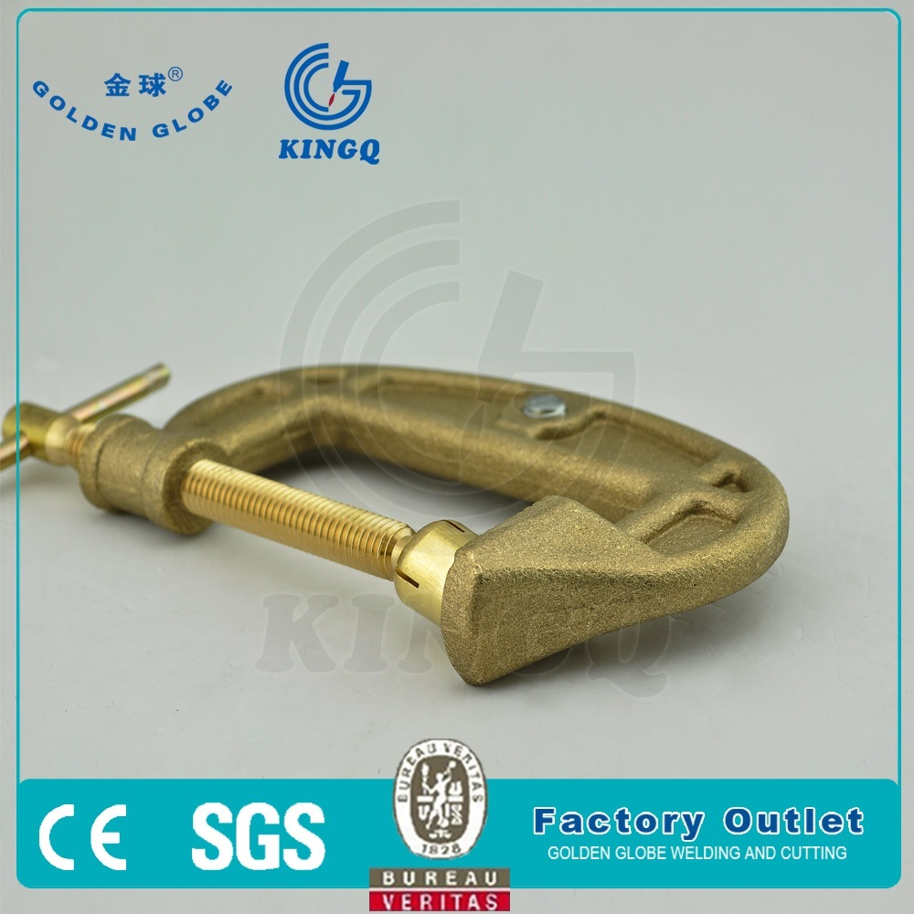 Kingq Japanese Type Ground Clamp for Welding