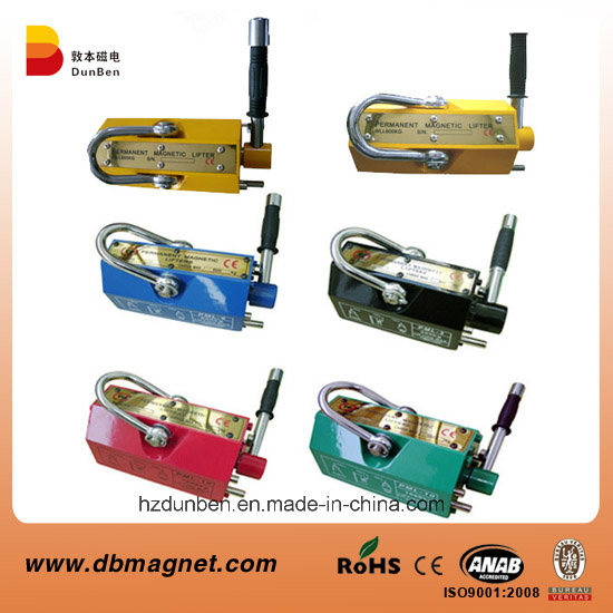 1000kg Permanent Manual Magnetic Lifting Equipment