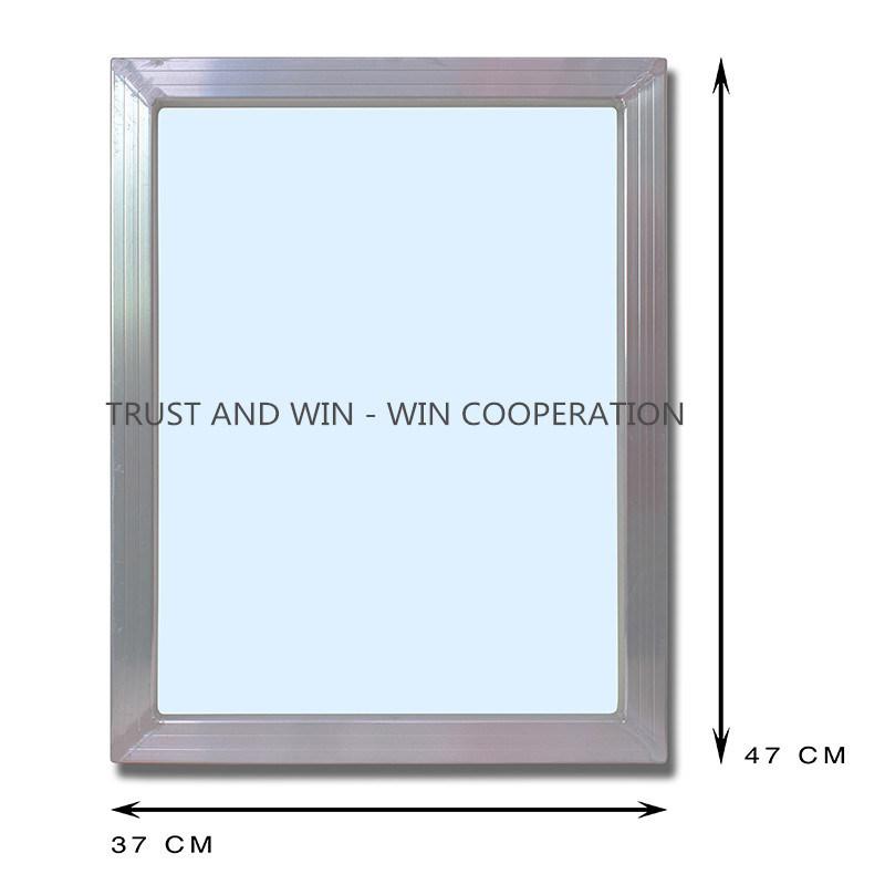 Hot Selling Aluminum Screen Printing Frame Silk Screen Printing Frame