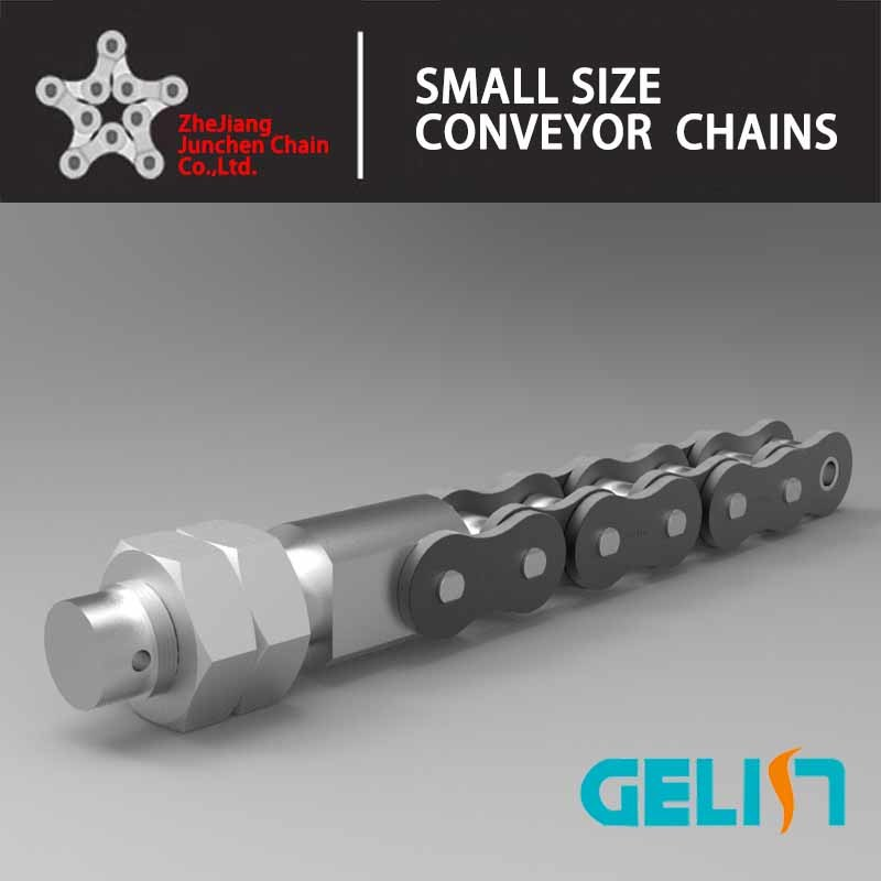 Short Pitch Stainless Steel Lifting Chain for Car Parking