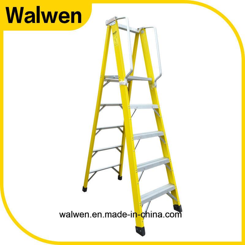 Decorative Household Folding Insulation FRP Ladder