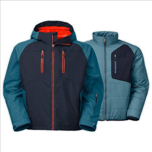 2015 Mens Nylon Inner Jacket Technical Waterproof Ski Jacket