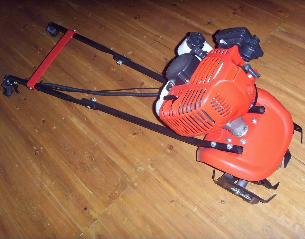 Gt2007 Tiller
