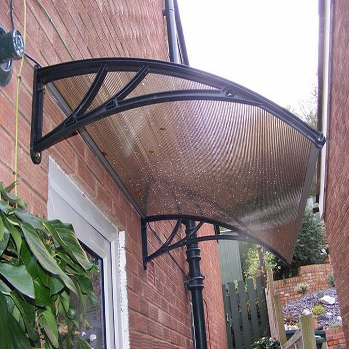 Polycarbonate Skylight Door Rain Awning