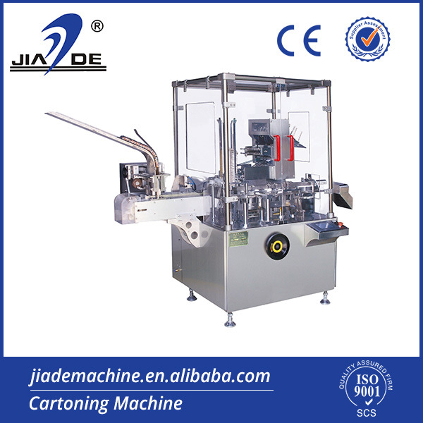 Fully Automatic Blister Carton Packing Machine (JDZ-120)