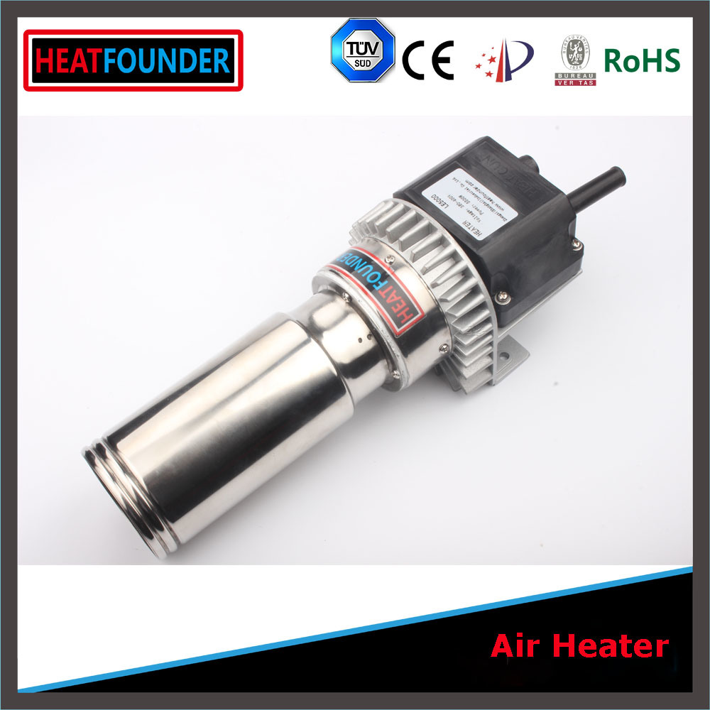 400V 5.5kw Electrical Industrial Air Heater with Ce Certificate (LE5000)