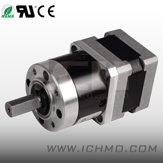 Hybrid Stepper Planetary Gear Motor (H351-1) 35mm