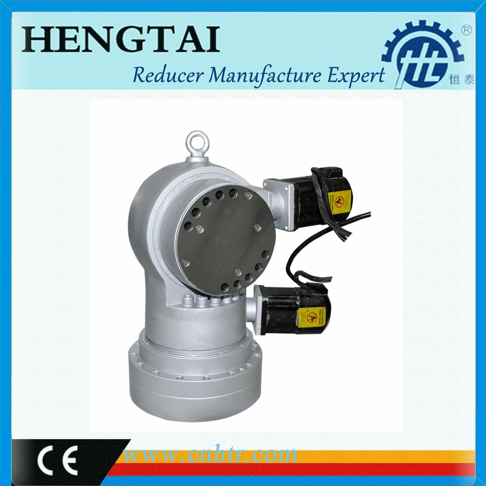 Hdr300 Dual Axis Gear Reducer for Positioner Slewing Solar Tracking System