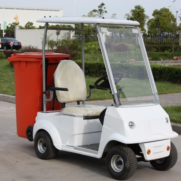 CE Approve Mini Size Electric Golf Truck with Cargo Box (DG-CM1)