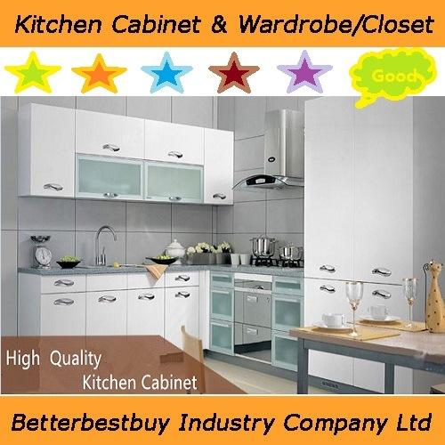 High Gloss Kitchen Cabinet