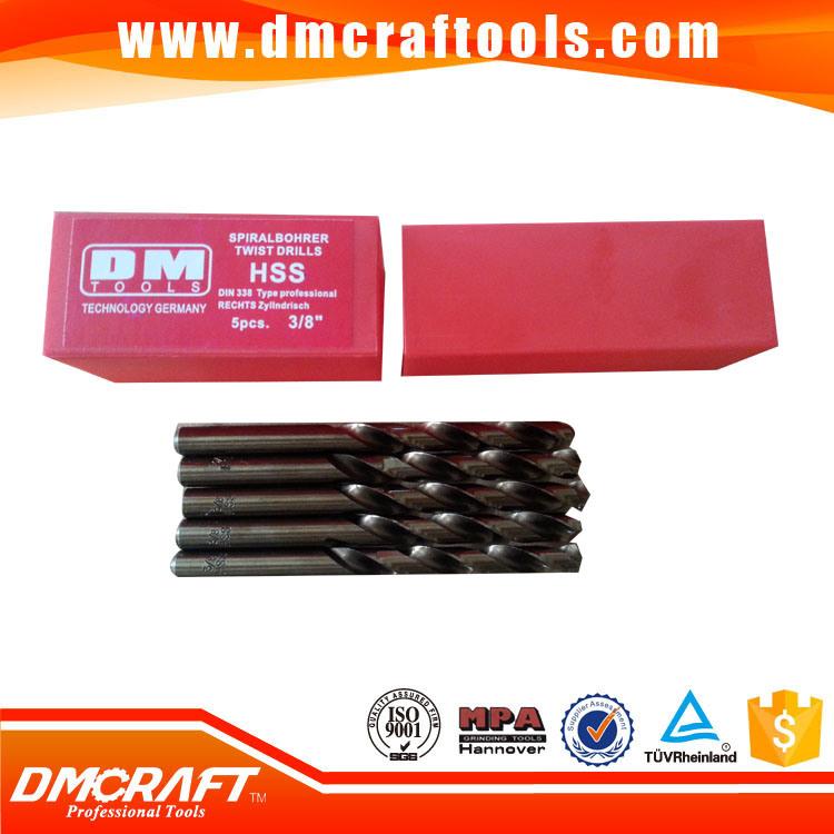 DIN338 HSS Cobalt Twist Drill Bit