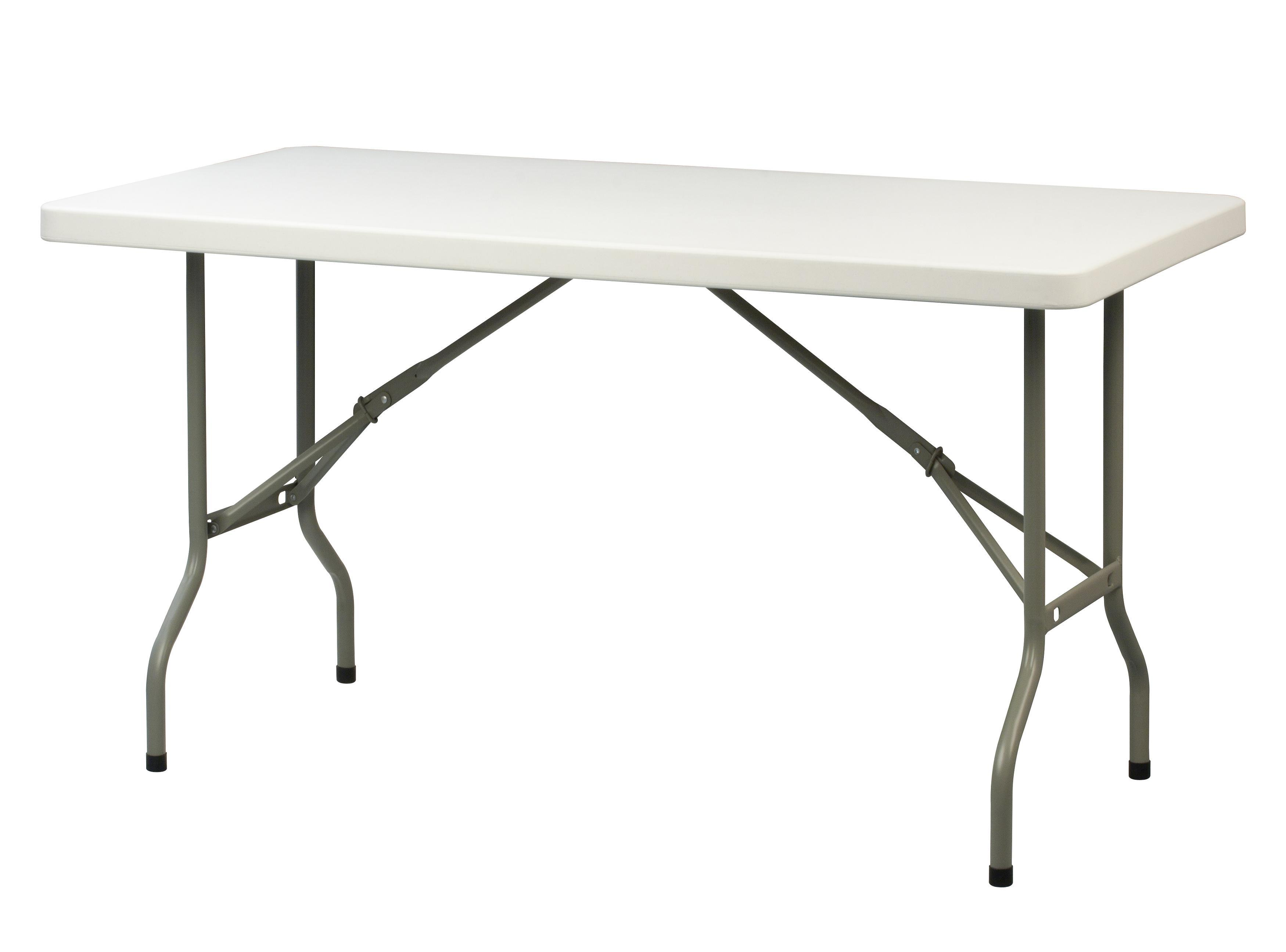 5FT Outdoor Rectangle Banquet Folding Table (YCZ-152)