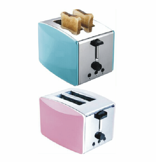 New 2 Slice Full Stainless Steel Toaster (SB-KT030)