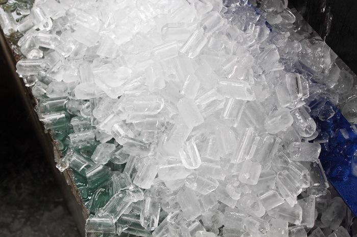 Tube Ice Making Maker Machine