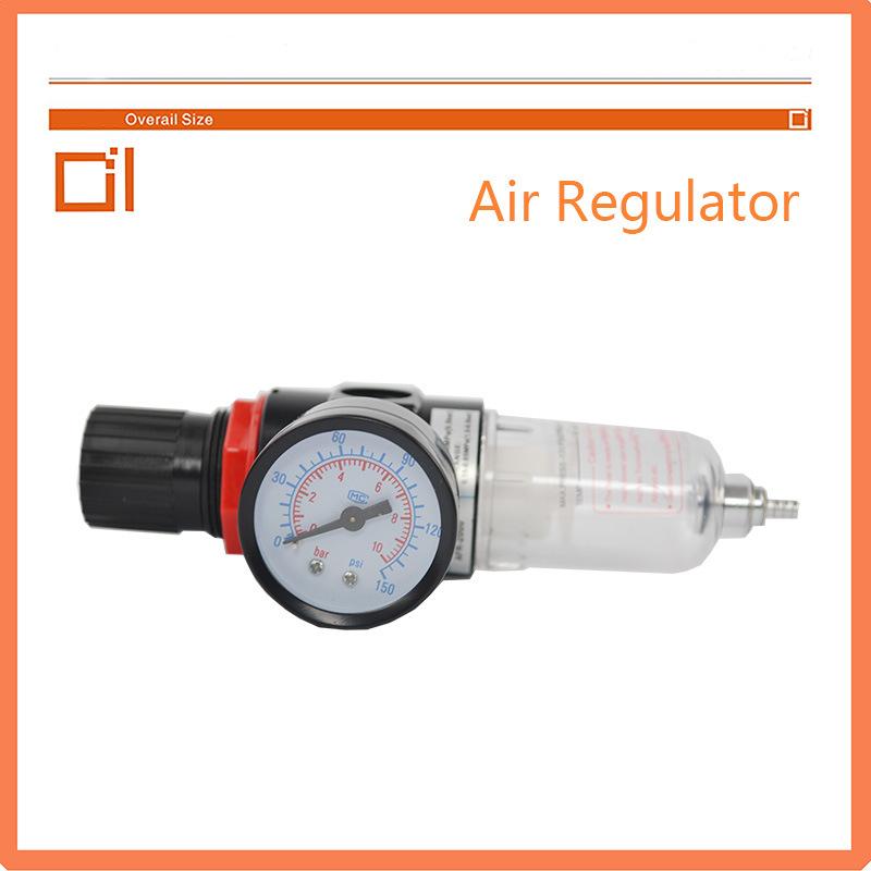 1/4′ ′ Pneumatic Air Source Treatment (AFR2000)