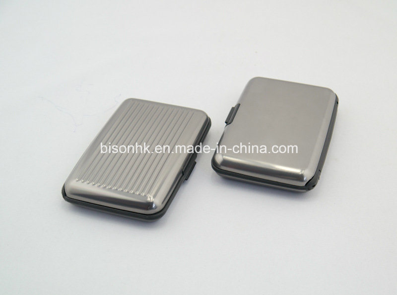Aluminum Credit Card Holder, Name Card Case Manufacturer
