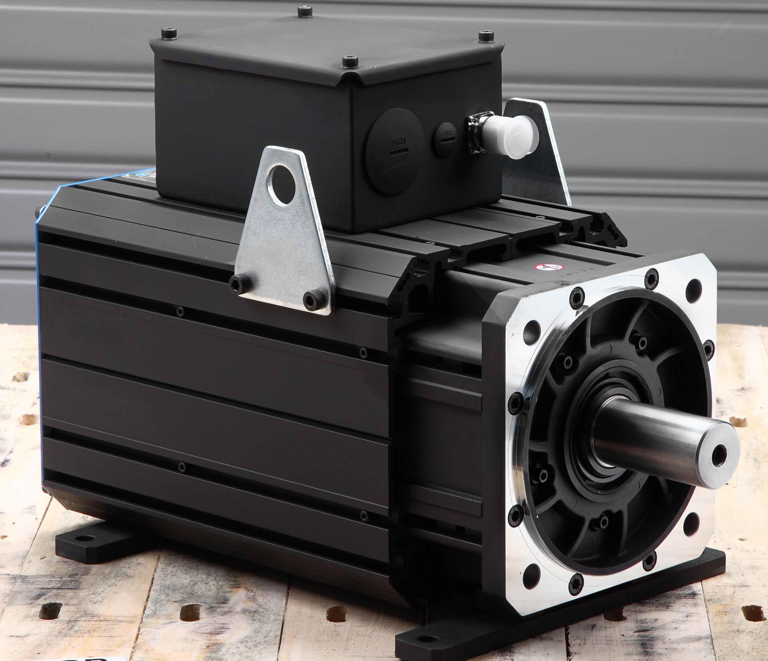 AC Permanent Magnet Servo Motor 215ysb20f 87nm 2000rpm