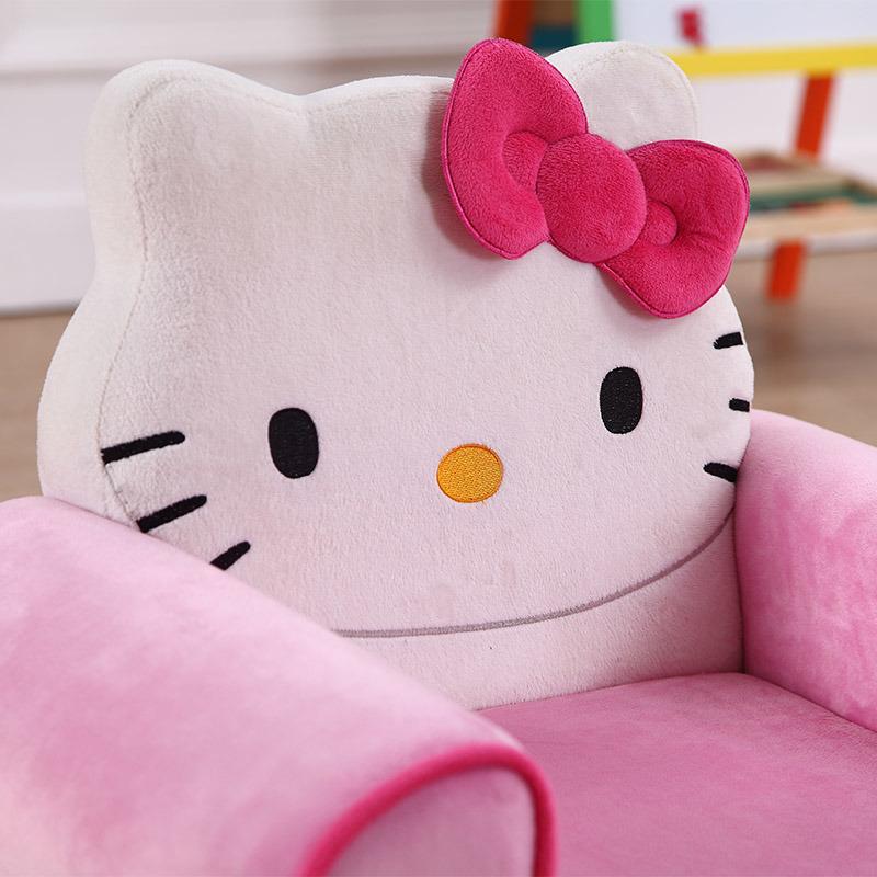 Hello Kitty Fabric Kids Upholster Chair