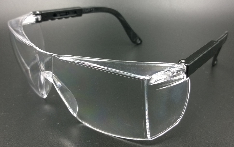 Safety Goggles Mould