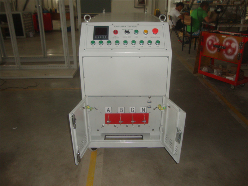 30kw Portable Resistive Load Bank for Generator Testing