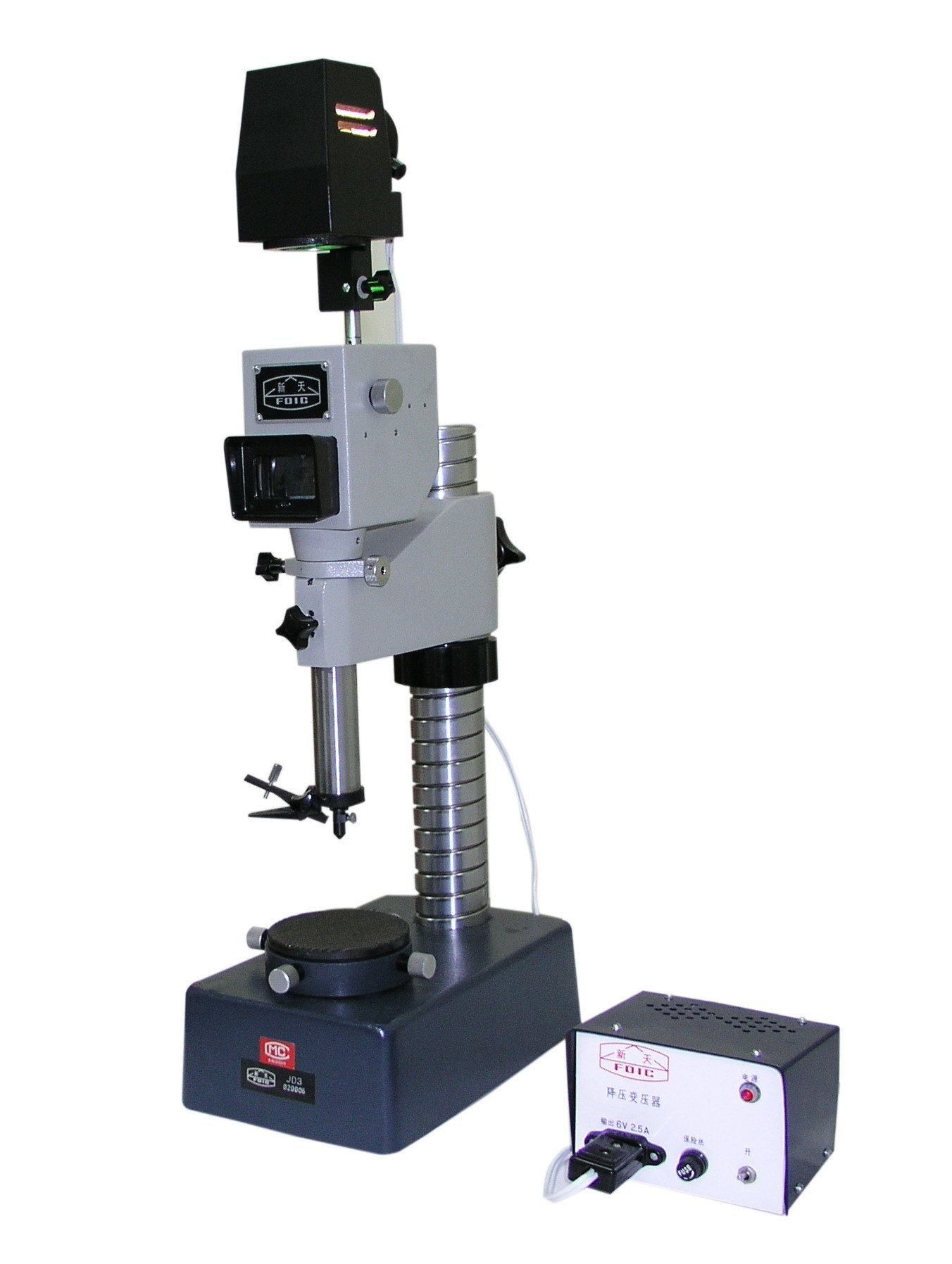Portable Digital Vertical Optical Optimeter (JD3A)