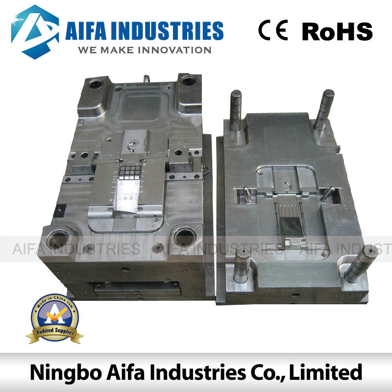 Plastic Molding for Electronic Parts