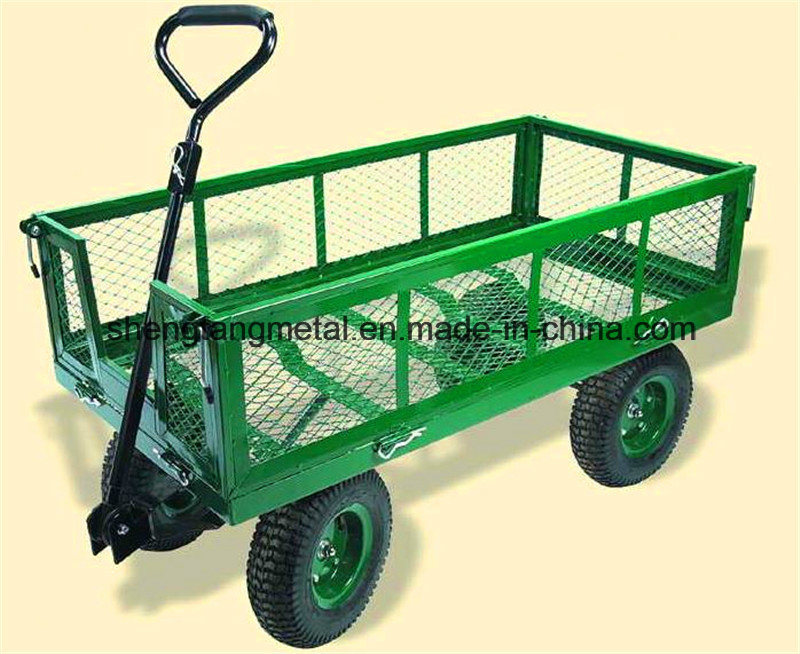 Heavy Duty Garden Truck, Sack Truck and Trolley, Garden Wagon