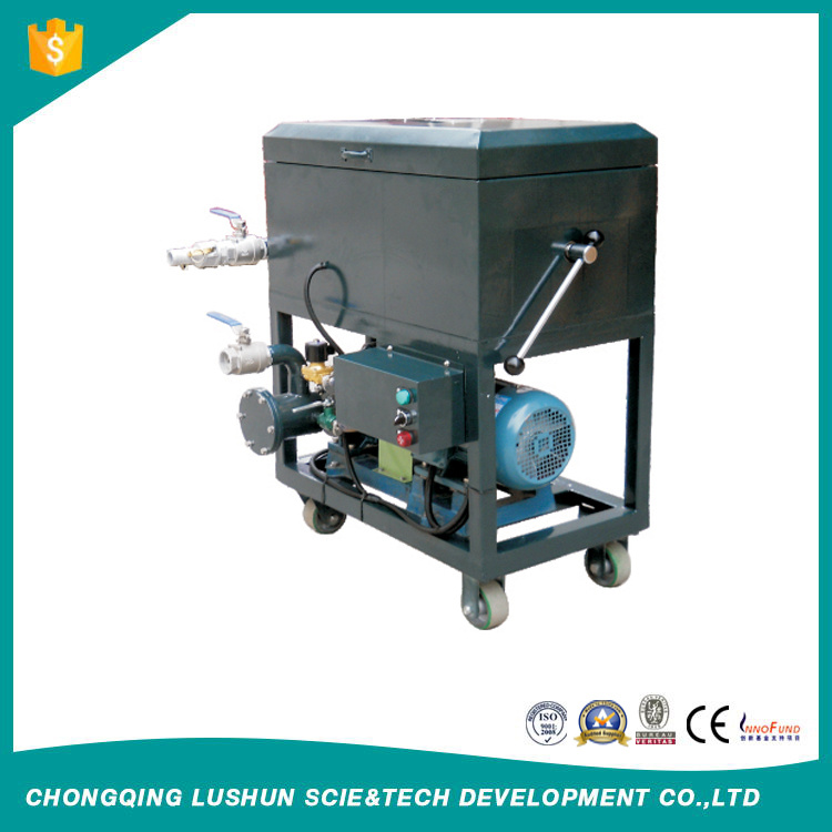 Ly-50 Board Frame Press Oil Purifier / Oil Purification Machine