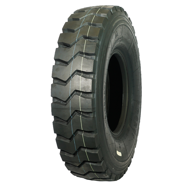 China Brand Inner Tube All Steel Radial Truck and Bus Tyre