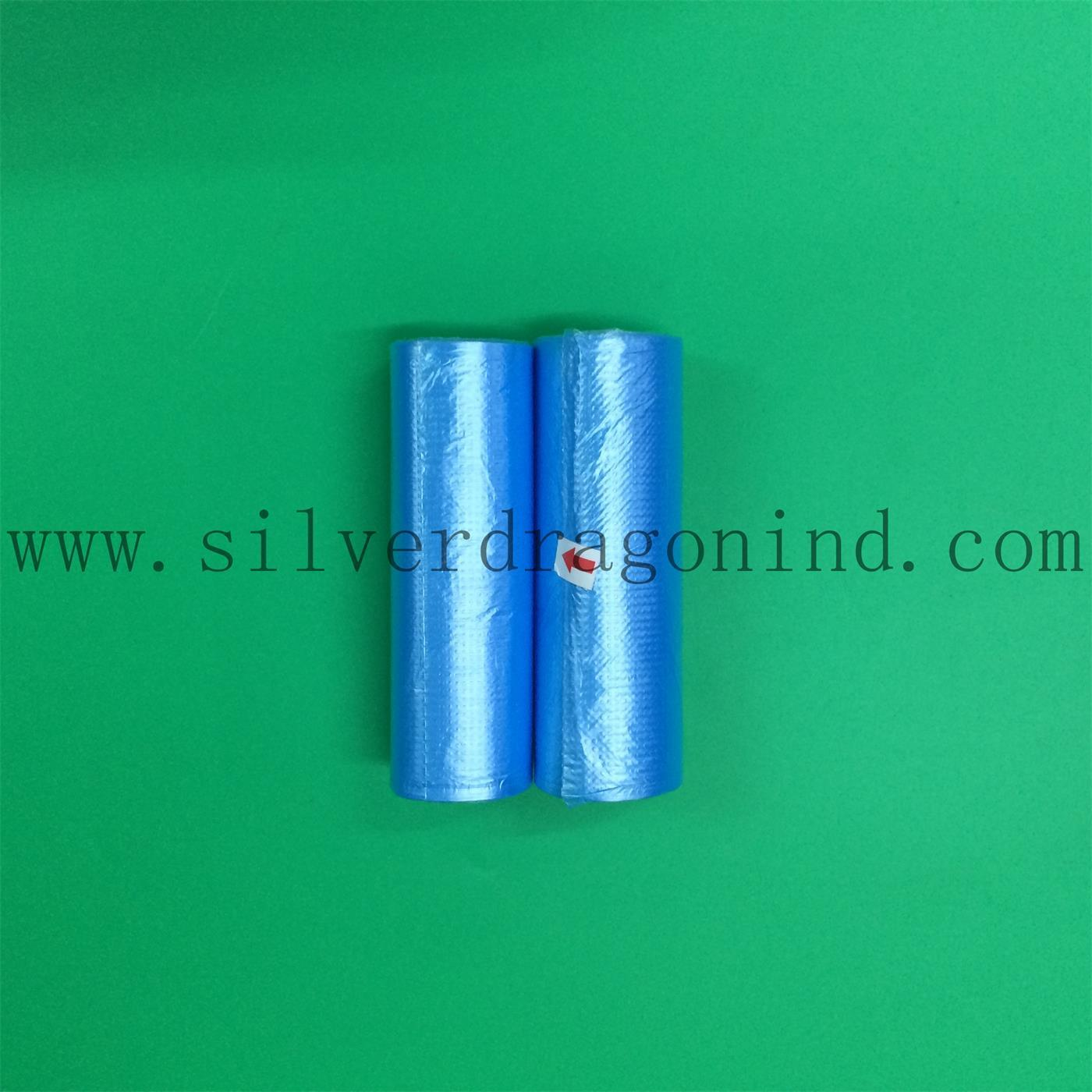 Eco-Friendly LDPE Plastic Trash Bags on Roll, Garbage Bag
