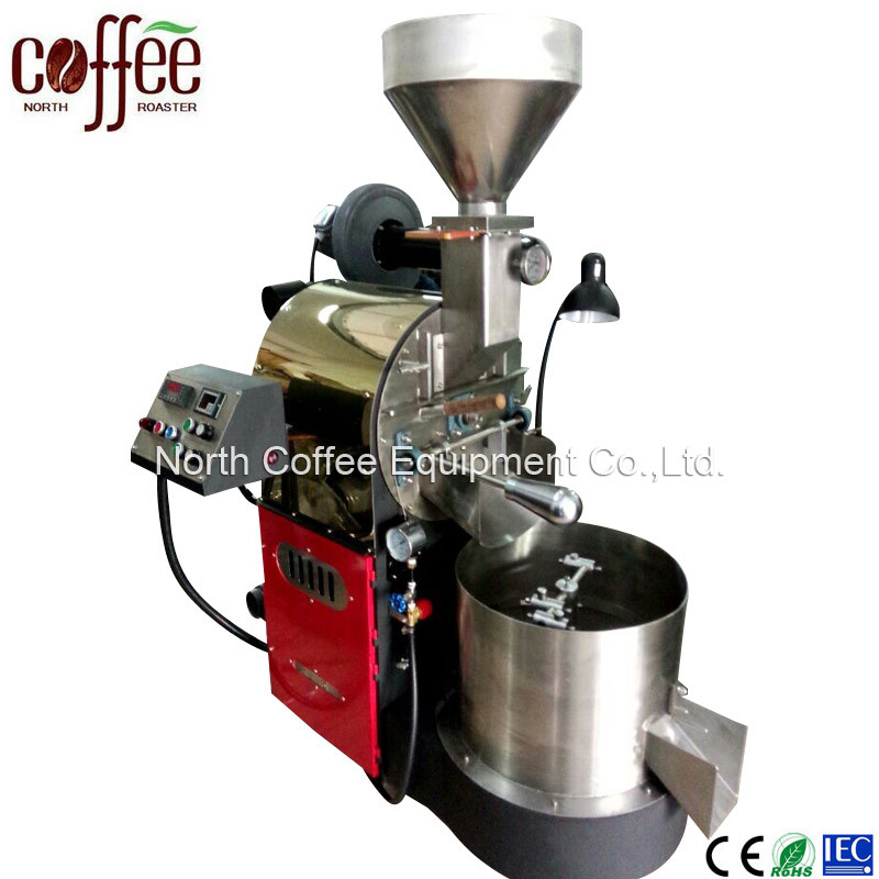 6kg Gas Coffee Roaster/13.2lb Coffee Roaster/6kg Coffee Roasting Machine