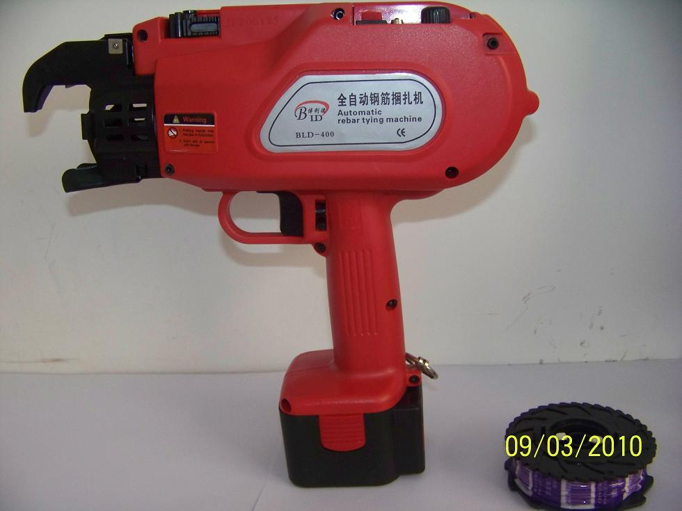 40mm Automatic Electrical Portable Rebar Tying Machine
