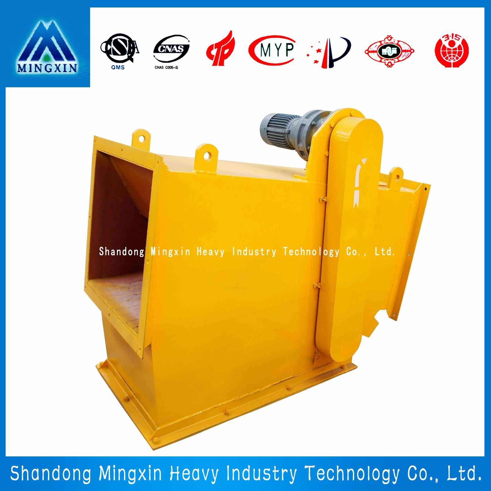 Rcgz Pipeline Type Automatic Magnetic Separator for Gold Mining Equipment