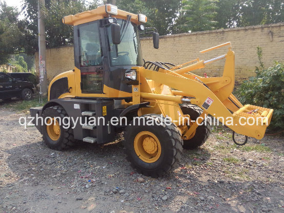 1600kg Mini Wheel Loader Zl16f with Ce Certificate