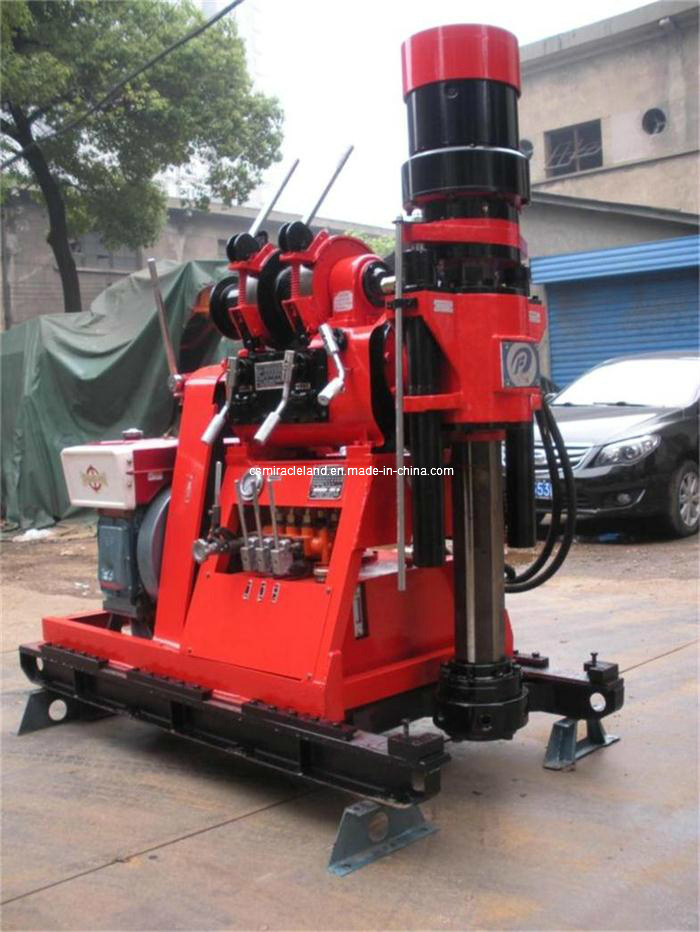 Mine Exploration Drilling Machine (HGY-200)