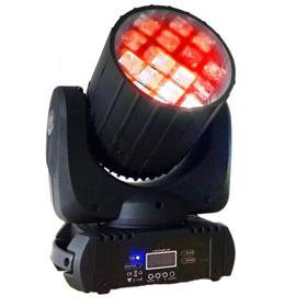 DMX Disco Light RGBW LED Flower Moving Head Beam