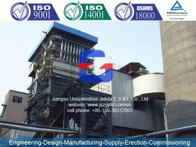 Jdw-742 (ESP) Industrial Electrostatic Precipitator for Coal Fired Power Plant