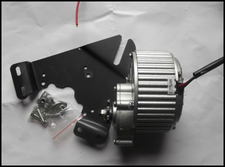 China 24v250w Diy Electric Thulium Motor Bracket Kit E