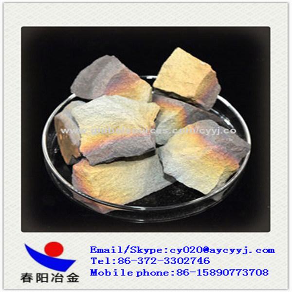 Nitrided Manganese Material/ Mnn From China