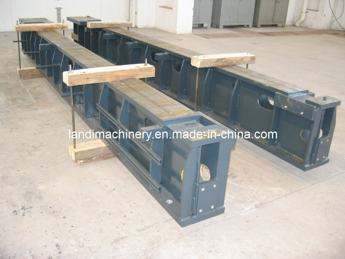 Beam Fabrication for Heavy Industry