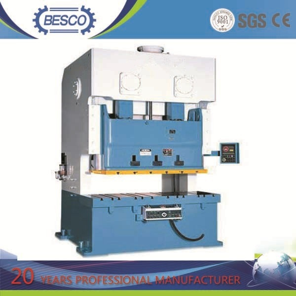 Single Crank Power Press, Single Point Power Press, Straight Side Mechanical Power Press