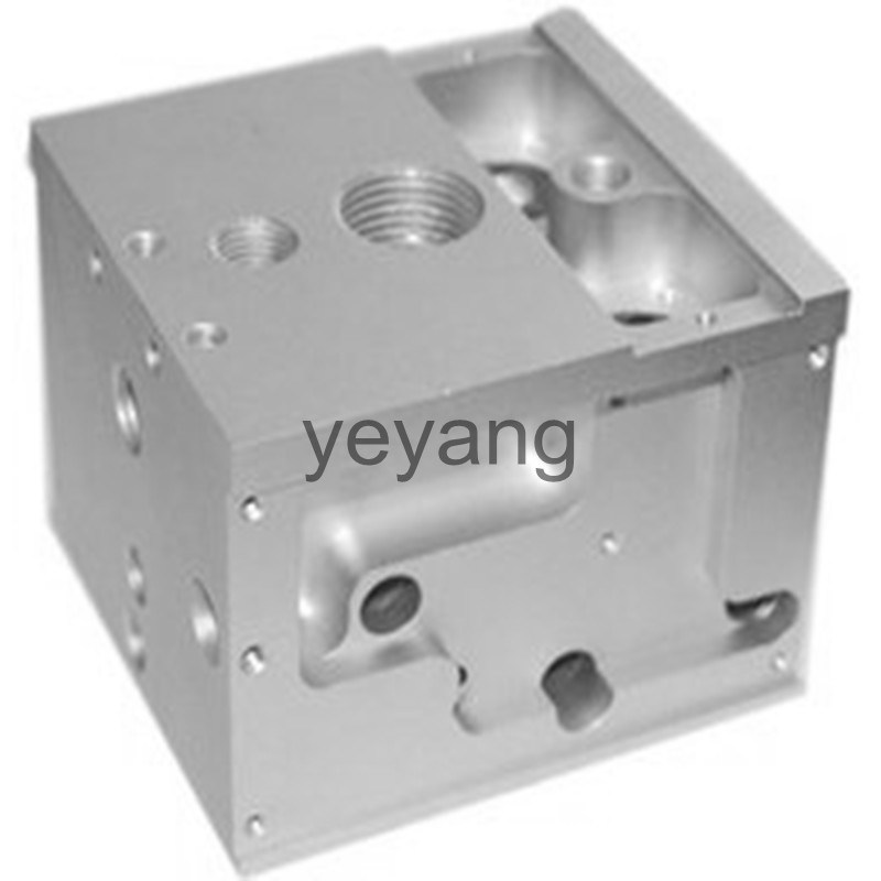 Manufacturer Custom All Kinds of High Quality CNC Machining Part