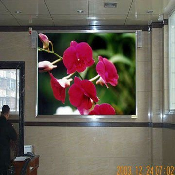 HD P3 LED Display for Indoor Advertising