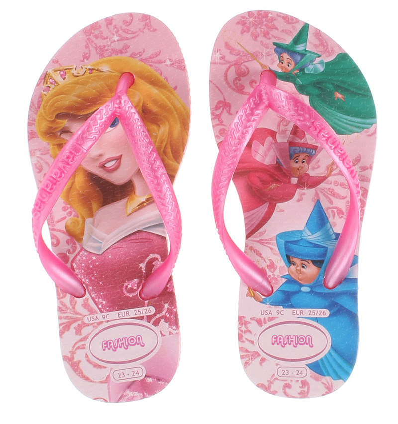 Latest Fashion Kids EVA Flip Flops (FFM-2)