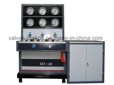 Threaded Type Constant Voltage Testing Bench for Safety Valves