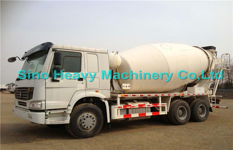 Sinotruk HOWO 9m3 6X4 Concrete/ Cement Mixer Truck