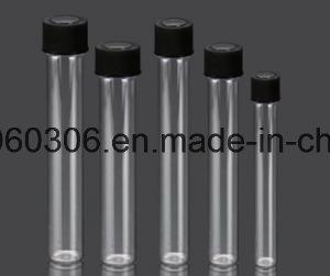 5ml Clear Tubular Glass Vial